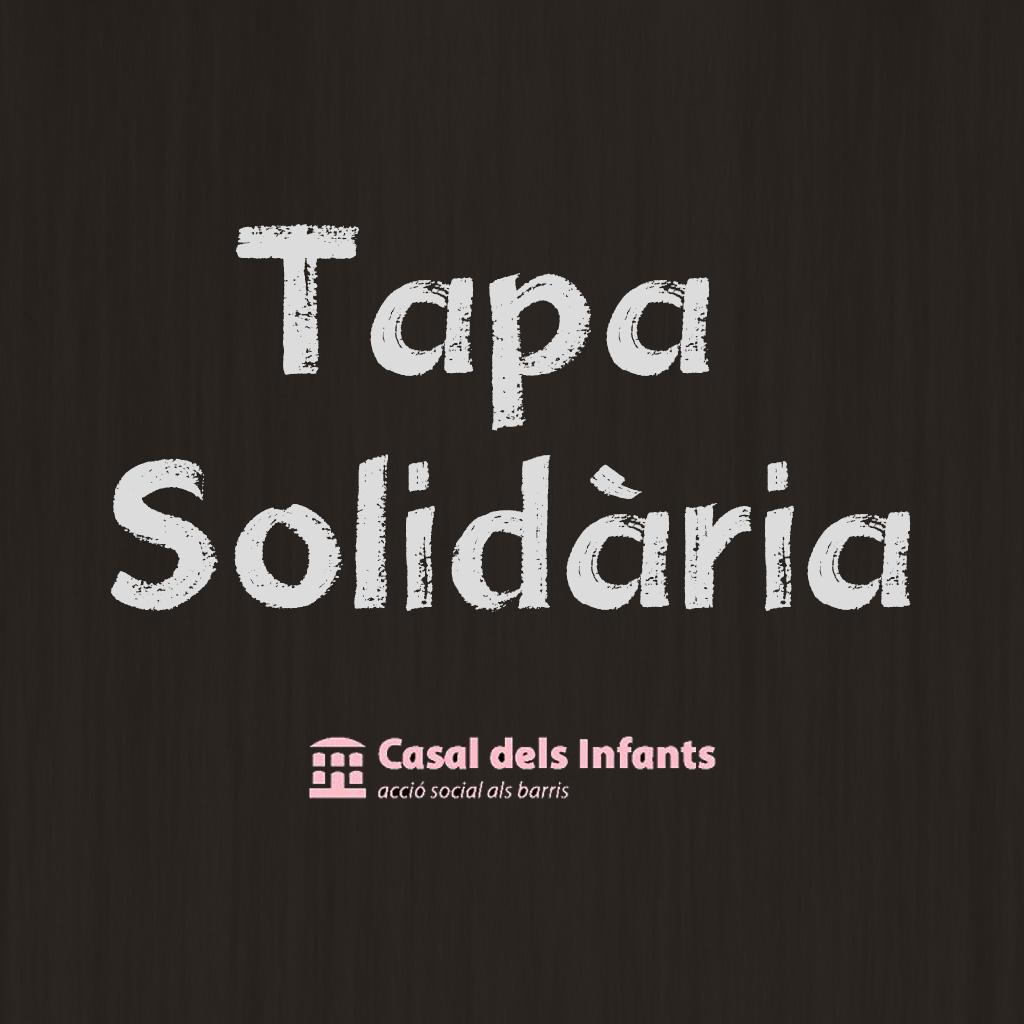 Tapa Solidària